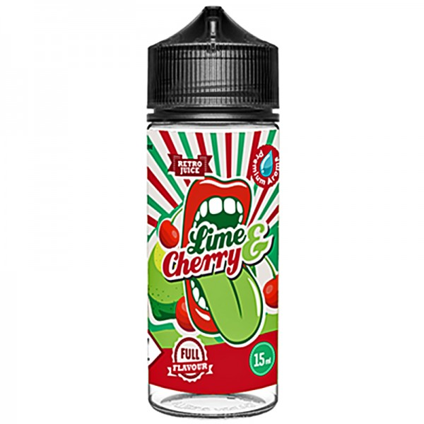 Big Mouth - Aroma Lime & Cherry - 15ml