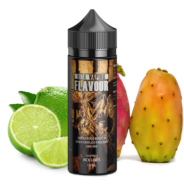 The Vaping Flavour - Aroma Rick Limes - 10ml