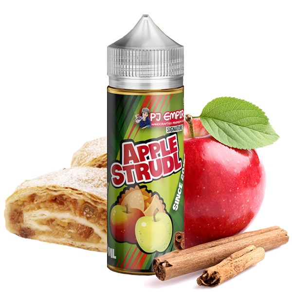 PJ Empire - Reborn Signature - Aroma Apple Strudl - 30ml