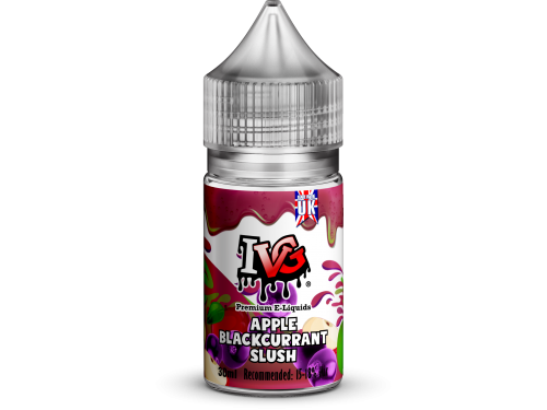 I VG - Aroma Apple Blackcurrant Slush - 30 ml
