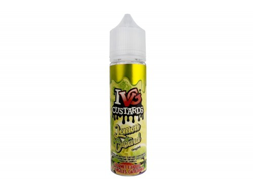I VG - Custards - Lemon Custard - 50ml