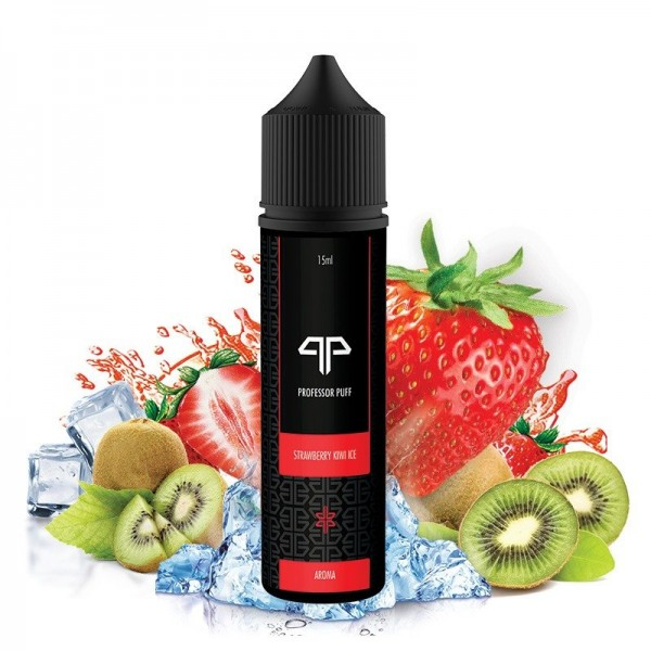 Professor Puff - Aroma Strawberry Kiwi Ice - 15ml