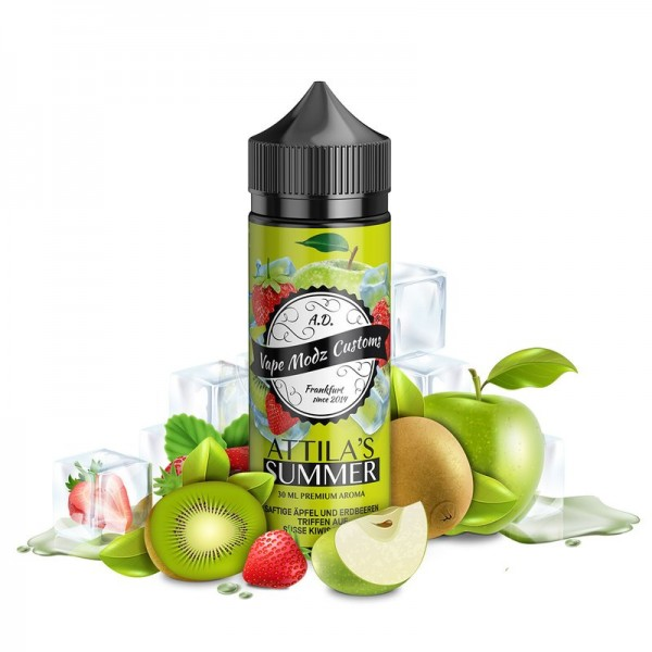 Vape Modz Customs - Aroma Attila's Summer - 30ml