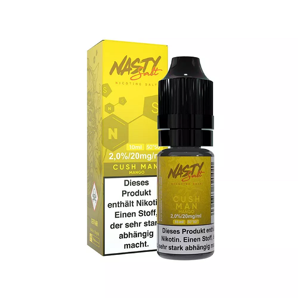 Nasty Juice - Nikotinsalz Cush Man - 10ml