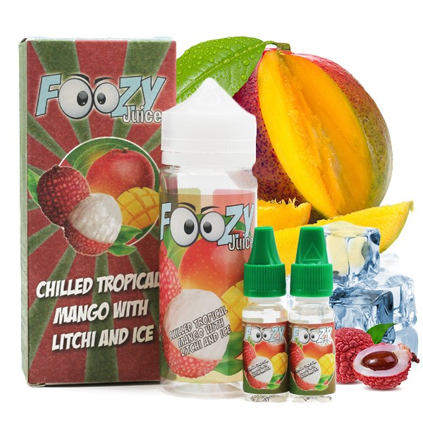 Foozy Juice - Aroma Tropical Beach - 20ml