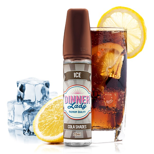 Dinner Lady Ice - Aroma Cola Shades - 20ml