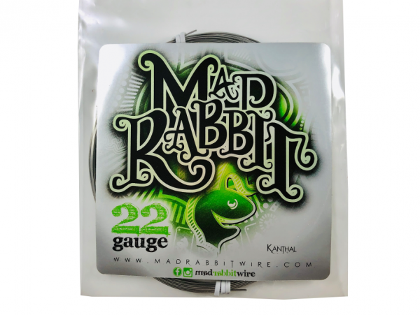 Mad Rabbit - Kanthal Wickeldraht 9m