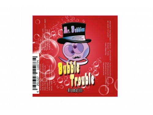 Twisted - Mr. Bubbles - Bubble Trouble - 50ml