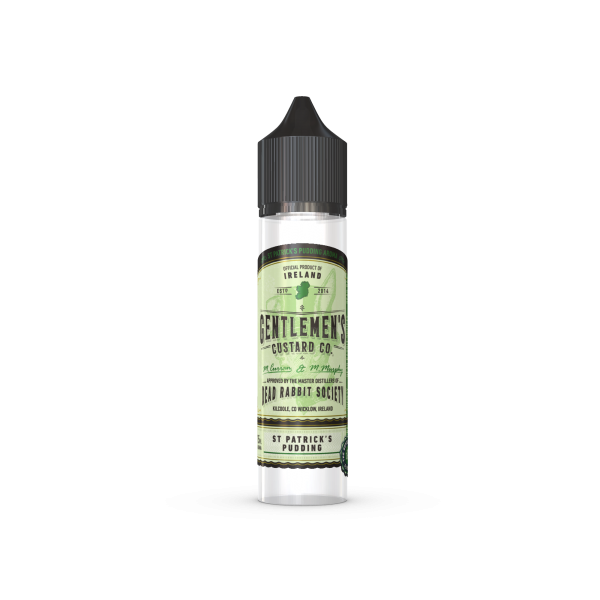Gentlemen's Custard - Aroma St. Patricks Pudding - 30ml