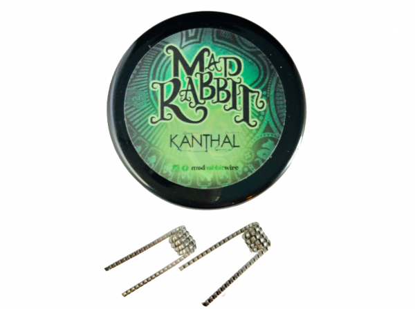Mad Rabbit - Staggered Coils 0,3 Ohm - 10 Stück