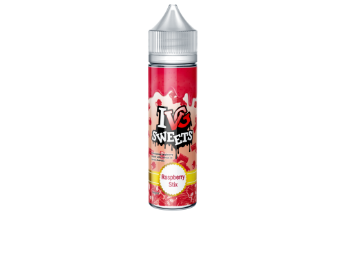 I VG - Sweets - Raspberry Stix - 50ml