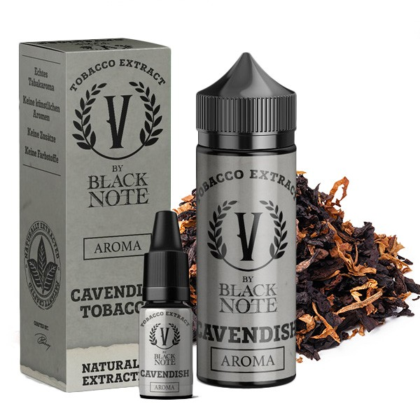 V by Black Note - Aroma Cavendish - 10ml