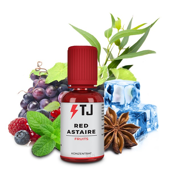 T-Juice - Aroma Red Astaire - 30ml