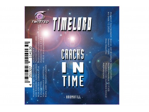 Twisted - Timelord - Cracks in Time - 50ml