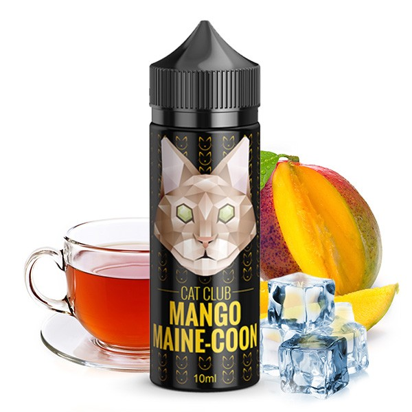 CAT CLUB - Aroma Mango Maine-Coon - 10ml
