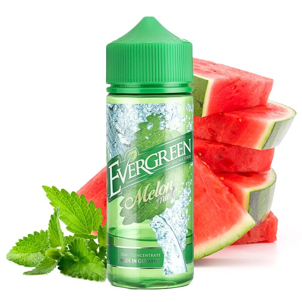 Evergreen - Aroma Melon Mint - 30ml
