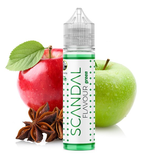 Flavour Smoke - Scandal Flavour - Aroma Green - 20ml